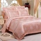 Жаккардовое постельное белье Kingsilk и Arlet