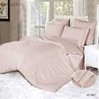 Однотонное постельное белье из тенсела с льном и хлопком