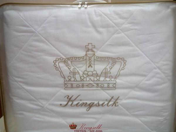 Шелковый наматрасник Kingsilk N-90-0,4 - фото 27025