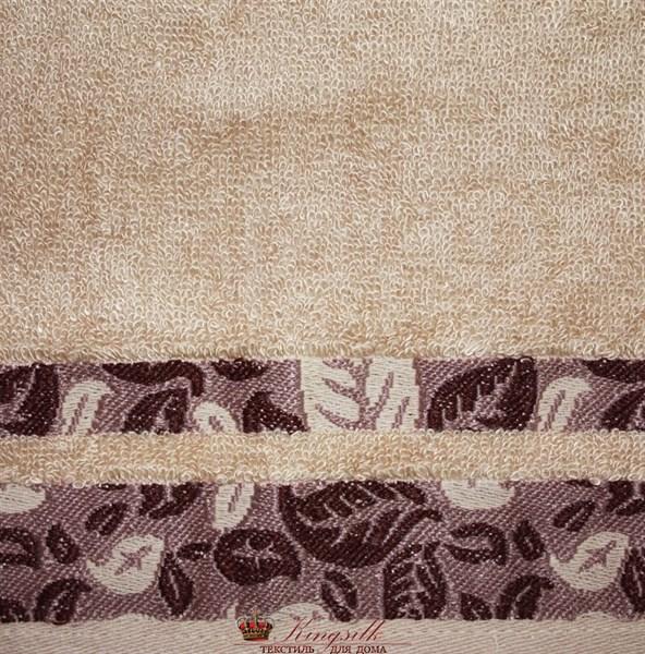 Набор полотенец Grand Stil Листопад какао - фото 27164
