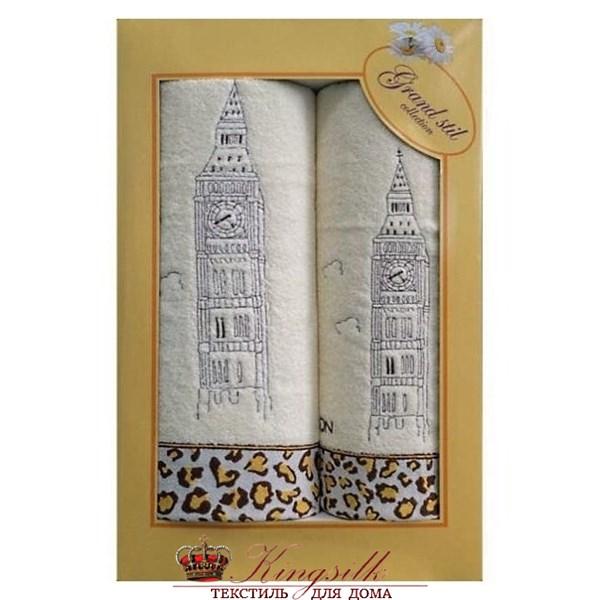 Набор полотенец Grand Stil Сити Лондон - фото 27246