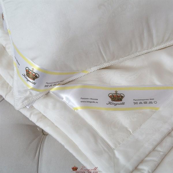 Комфорт 200*220 1,3 кг Одеяло из тенсела Kingsilk Comfort TA-200-1,3 всесезонное - фото 31880
