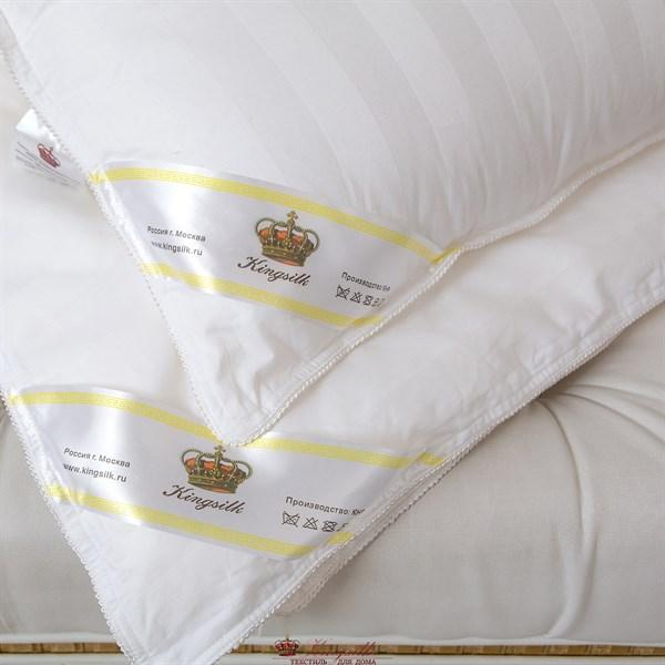 Классик 160*210 1,6 кг Шелковое одеяло Kingsilk Elisabette Классик K-160-1,6 зимнее - фото 31924