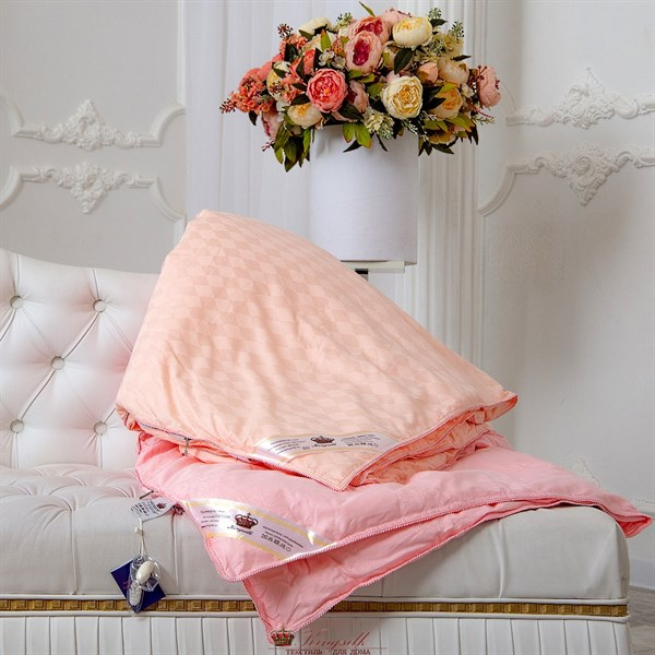 Одеяло 200*220 Элит Elisabette E-200-2-Per - Kingsilk - фото 32026