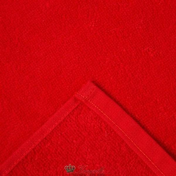 Полотенце Этель Мышка (конфета) красное - фото 32974
