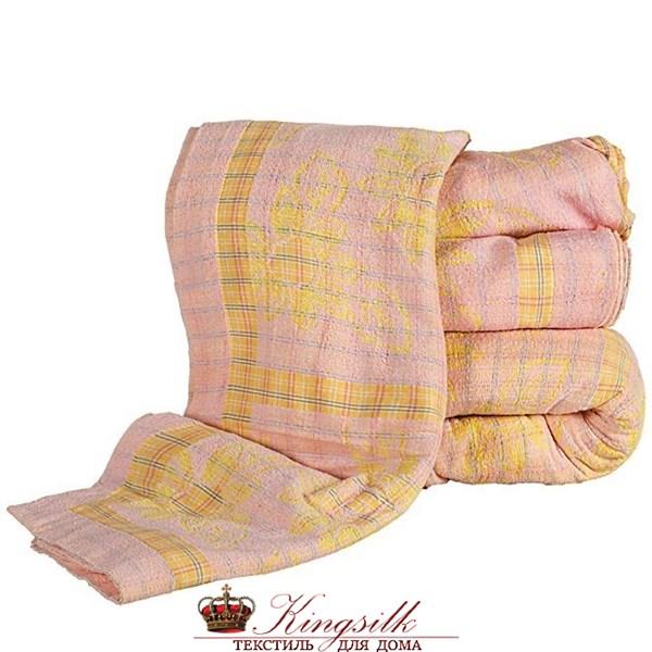 Простыня махровая Kamilla Pr-Mah-200-Pink - фото 33012