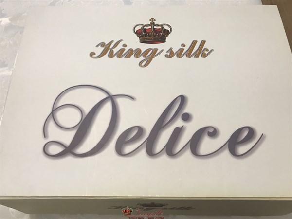 Набор Kingsilk Delice (шелк в шелке) голубой - фото 33211