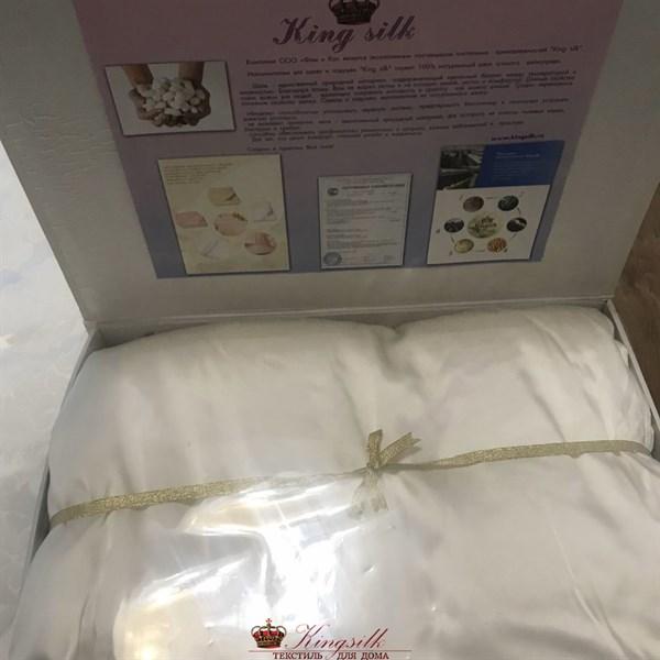 Набор Kingsilk Delice (шелк в шелке) розовый - фото 33225
