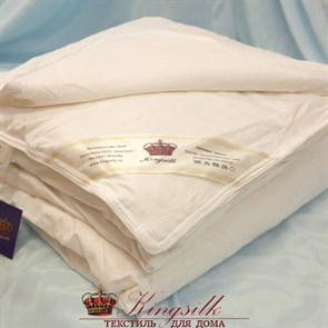 Элит 172*205 1 кг всесезонное одеяло Kingsilk Elisabette E-172-1-Bel - фото 25188