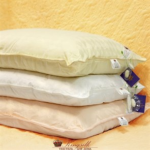 70*70 2 кг Mulberry AA Подушка Kingsilk Elisabette Элит-Престиж AA70 Mulberry AA-2-Bel - фото 25423