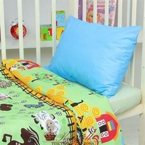 Крошка Я KYA-067-b В гостях у бабушки (с простыней на резинке) - фото 26599