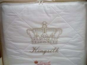 Наматрасник 180*200 шелковый Kingsilk N-180-0,9 - фото 27013
