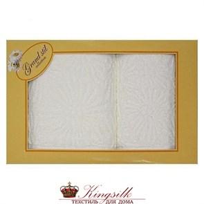 Набор полотенец Grand Stil Софи кремовый - фото 27270