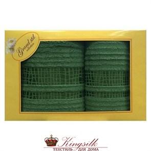 Набор полотенец Grand Stil Восторг зеленый