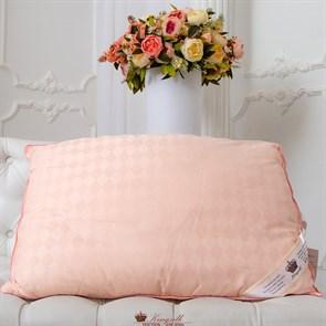 Элит 50*70 1,7 кг Шелковая подушка Kingsilk Elisabette Элит E-A50-1,7-Per персиковая