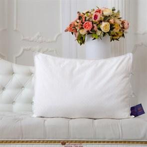 Элит 50*70 1,5 кг Шелковая подушка Kingsilk Elisabette Элит E-A50-1,5-Bel белая
