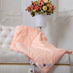 Элит 220*240 2,2 кг Шелковое одеяло Kingsilk Elisabette Элит E-220-2,2-Per персиковое зимнее
