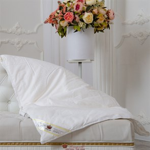 Люкс 200*220 900 г летнее одеяло Kingsilk Elisabette L-200-0,9