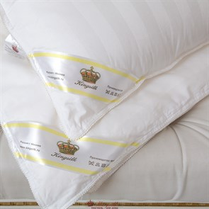 Люкс 140*205 900 г всесезонное одеяло Kingsilk Elisabette L-140-0,9 - фото 32082