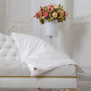 Люкс 140*205 600 г летнее одеяло Kingsilk Elisabette L-140-0,6