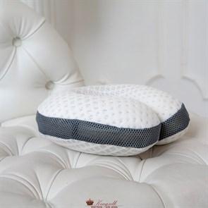 Трэвел 27*27 Анатомическая подушка Kingsilk Memory-Relax MR-Tr - фото 32124