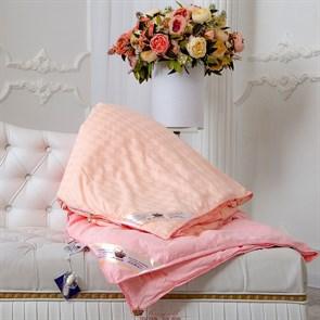 Элит 160*210 1 кг Одеяло Kingsilk Elisabette Элит E-160-1 персиковое всесезонное - фото 32808
