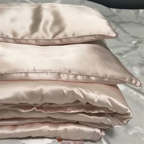 Набор Kingsilk Delice (шелк в шелке) розовый