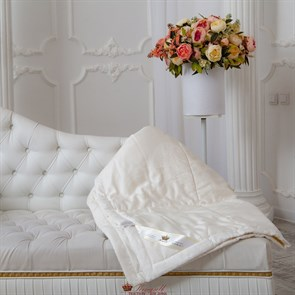 Комфорт 220*240, шелк/тенсел, 1,5 кг всесезонное одеяло Kingsilk Comfort - фото 33978