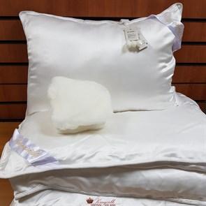 50*70 1,5 кг Mulberry AA Подушка Kingsilk Luxury (Лакшери) шелк в шелке, съемный чехол
