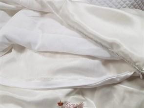Premium 150*210 1 кг Всесезонное одеяло Kingsilk Премиум белое - фото 34684