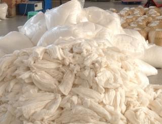 Шелковый наполнитель одеяла